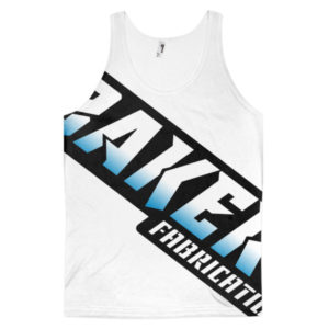 Classic fit tank top (unisex)
